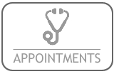 click to view appointments page icon